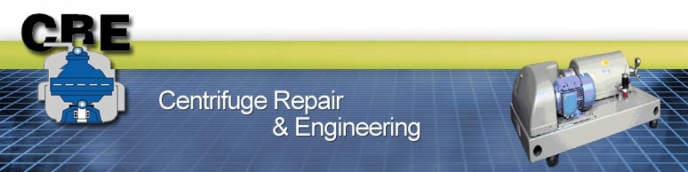 Centrifuge Repair and Engineering, LP (CRE)